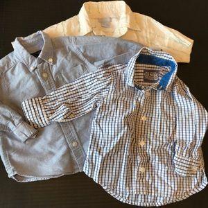 Bundle of Boy Dress Shirts
